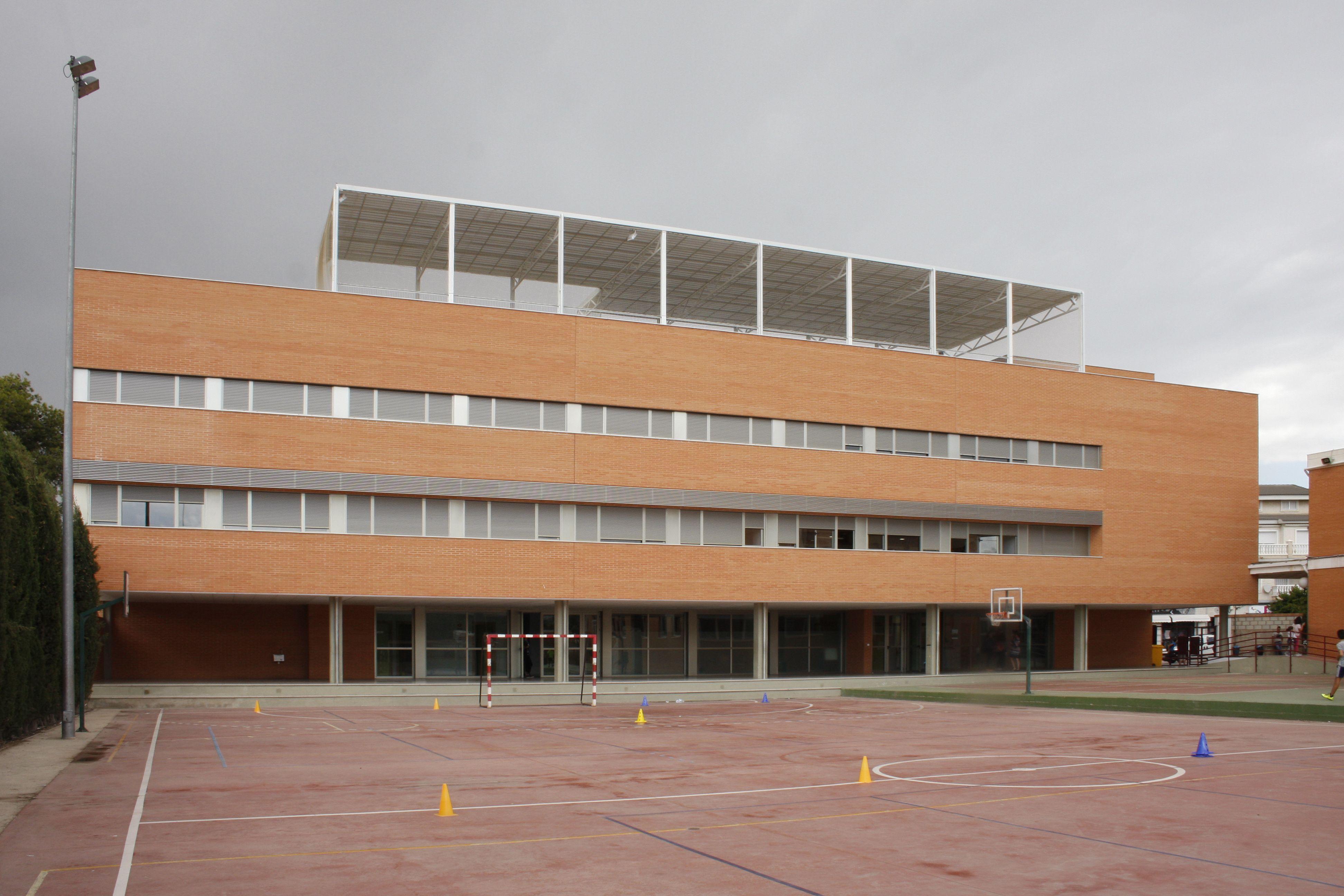 Colegio Santo Domingo Savio (Petrel)