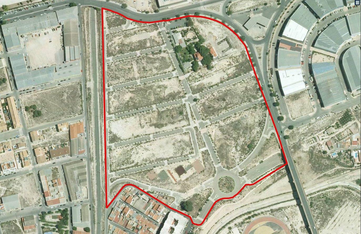 Plan Parcial Torreta-Río (Elda)