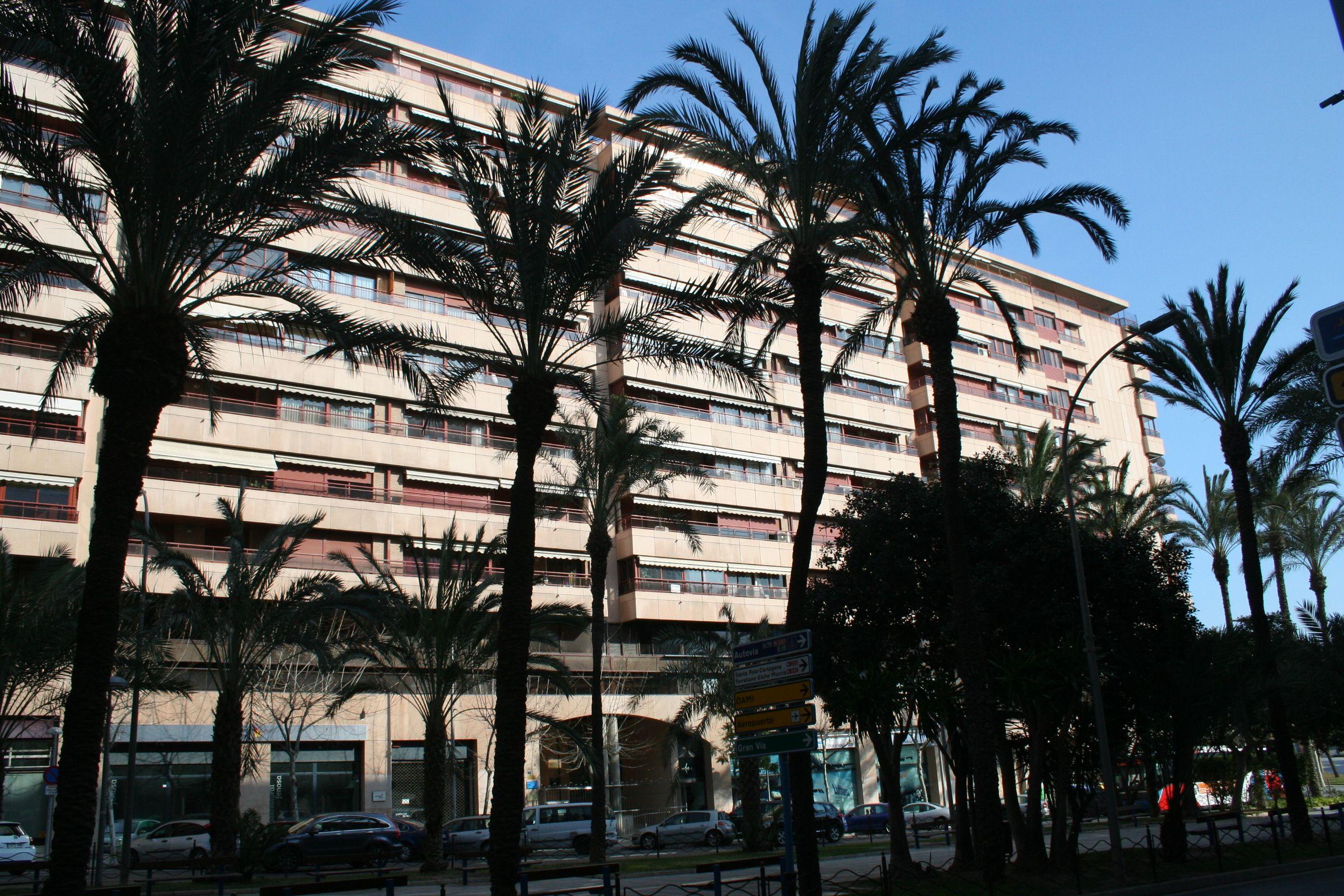 Edificio Edialsa Oscar Esplá (Alicante)