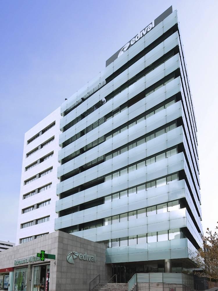 Edificio Edival (Valencia)