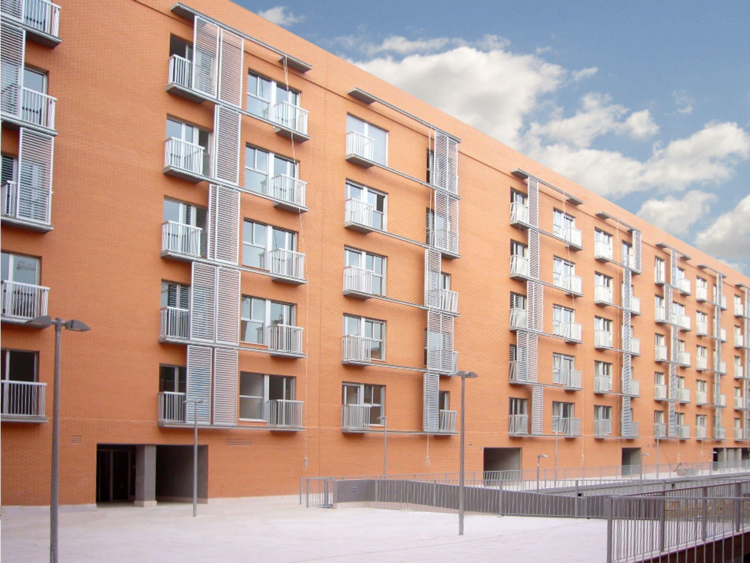 Edificio residencial (Móstoles)