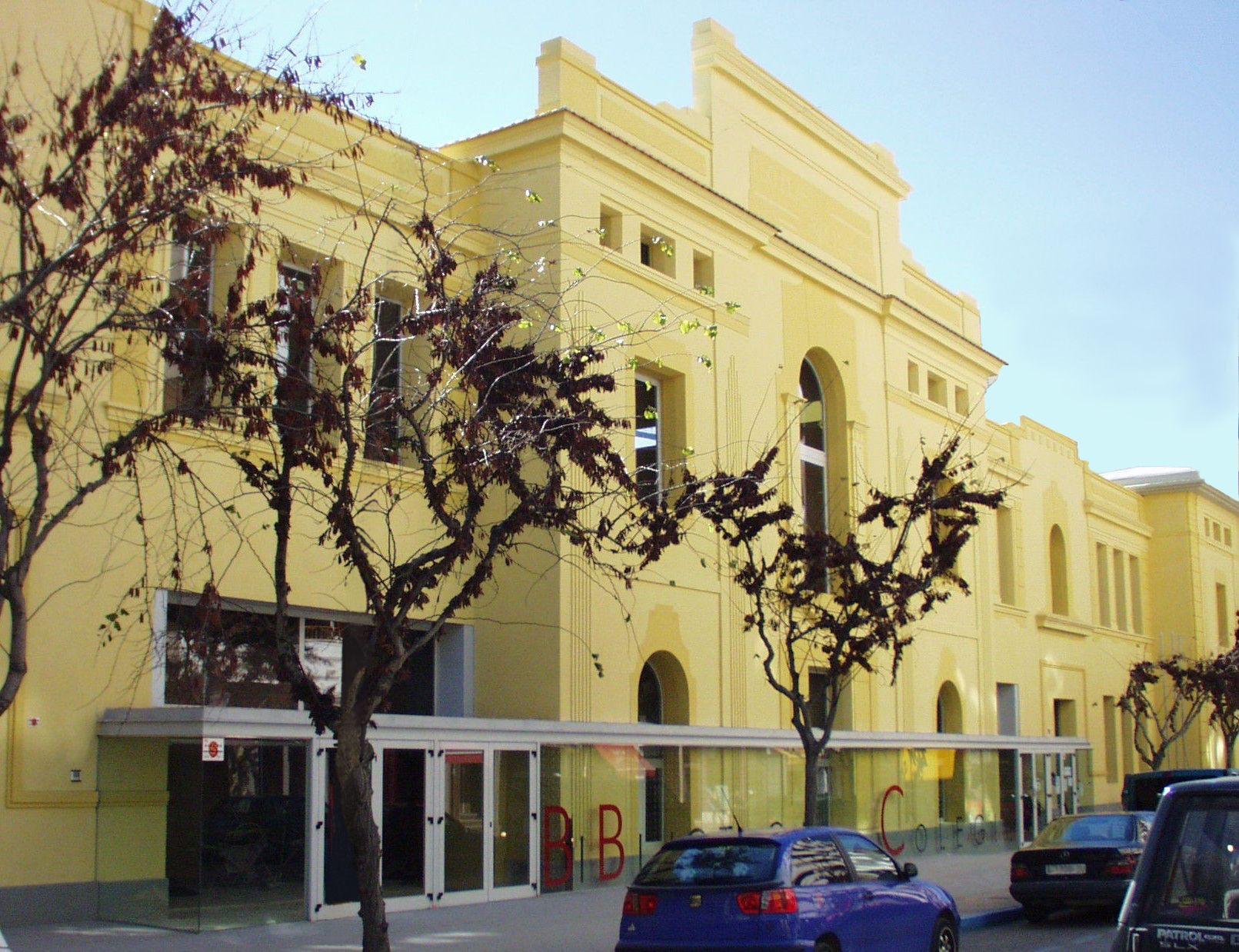 Biblioteca Municipal Alberto Navarro (Elda)