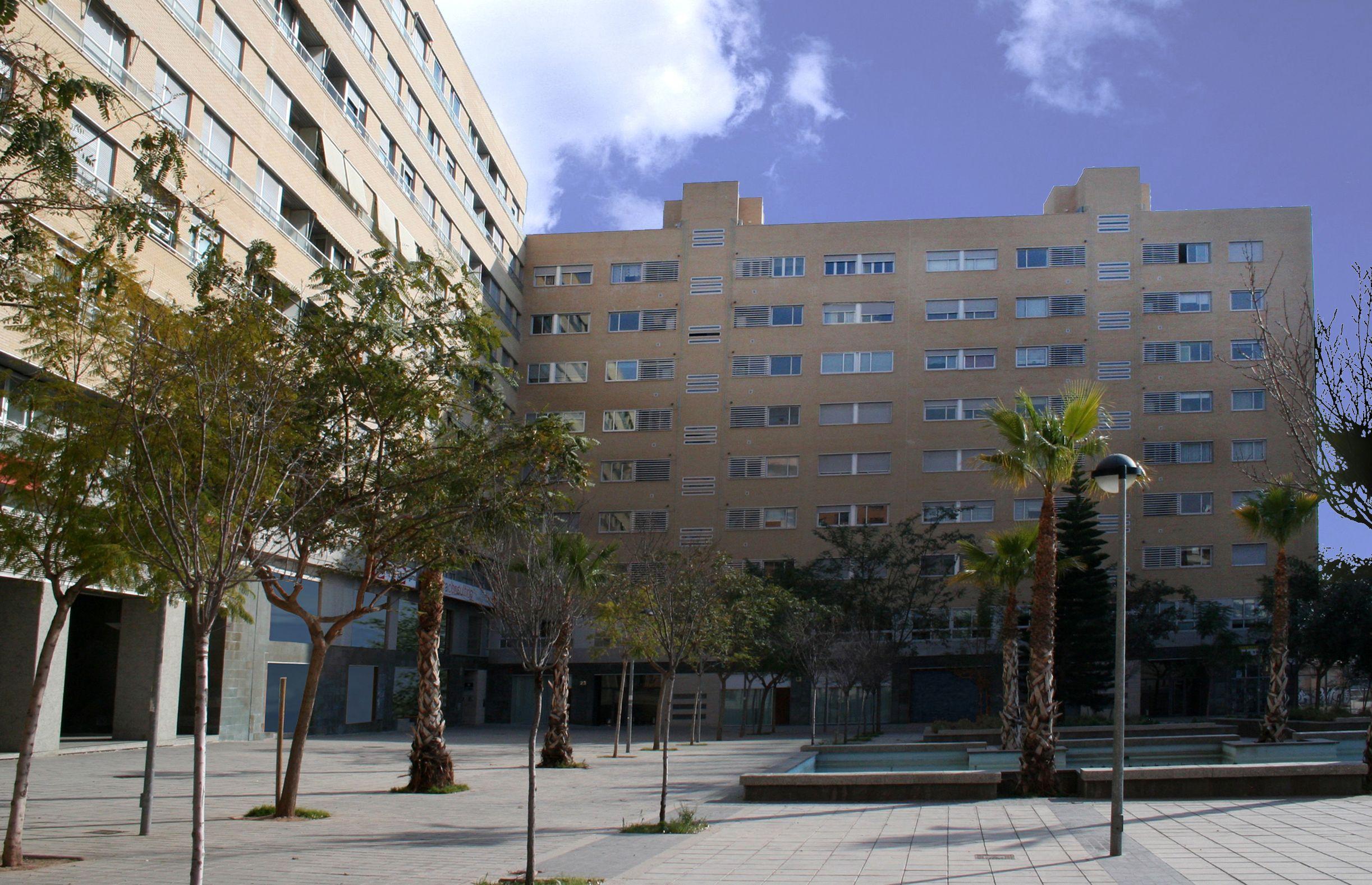 Edificio residencial Prasa en Avda.Oscar Esplá (Alicante)
