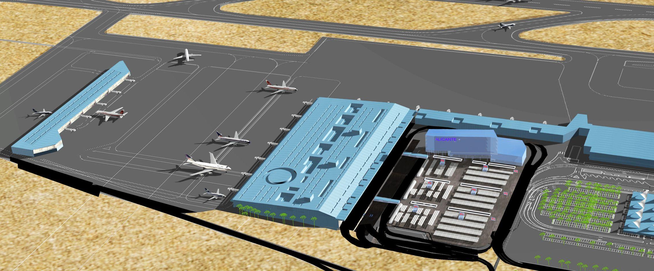 Ampliación aeropuerto de Alicante