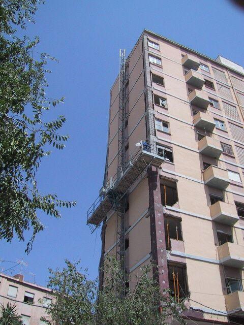 Rehabilitación del barrio «San Francisco de Sales» (Elda)