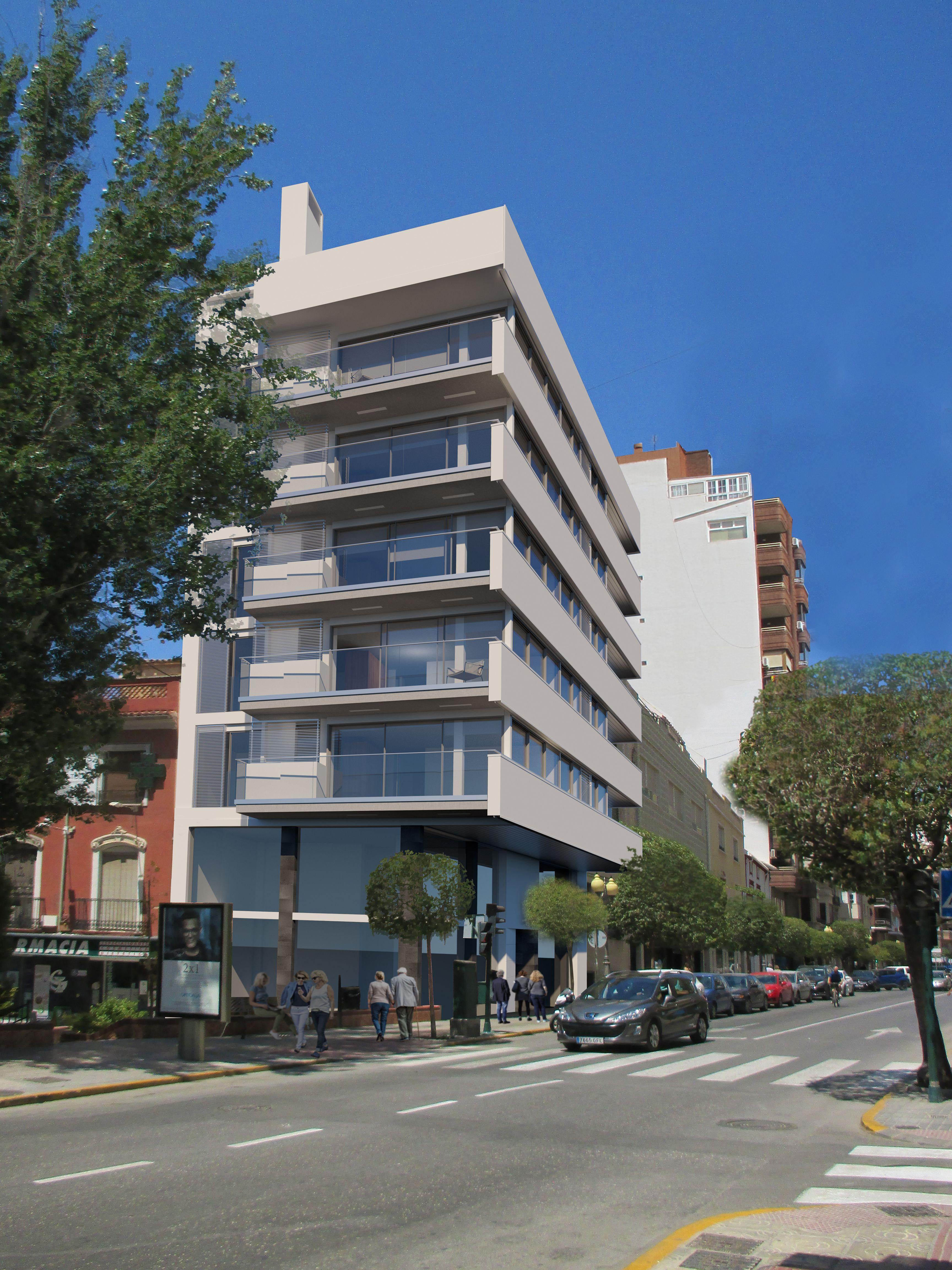 Edificio residencial 11 viviendas en Villena